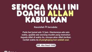 Tiga Waktu Mustajab Untuk Berdoa
